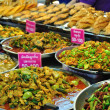 Foto de Stock  : Many type of Thai course eaten for eating with rice