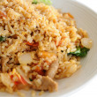 Thai local food, pork fried rice. — Stock Photo #32094119