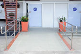 Toilets for disabled people — Zdjęcie stockowe