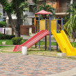Village playground — Stock Photo