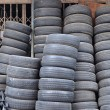 Many used tires — Stock Photo #36561403