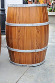 Beers Barrel-Shaped — Stock Photo