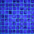 Stock Photo: Pattern and texture from mosaics in bath room
