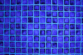 Pattern and texture from mosaics in bath room — Stock Photo