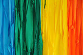 Colorful ribbons — Stock Photo