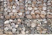 Many rocks background. — Stock Photo