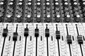 Ses karıştırma Denetim Kurulu — Stok fotoğraf