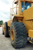 Front end loader — Stock Photo