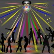 Disco club — Stock Photo #37681621