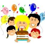 Happy birthday to you — Stock Vector