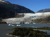 Glacier ледник — Stock Photo