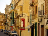 Malta, valletta — Stock Photo
