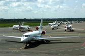 Airfield — Stock Photo