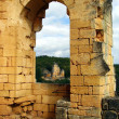 Stock Photo: Chateau Laussel - Dordogne