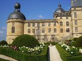 Chateau de Hautefort — Stock Photo