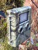 Trail Camera — Stockfoto