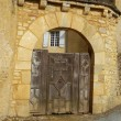 Medieval Door - Stock Photo