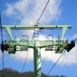 Cablecar Tower — Stock Photo