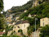 La Roque Gageac — Stock Photo