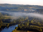 Dordogne Landscape — Stock Photo
