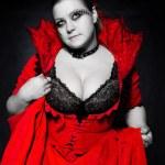 Pretty Vampire — Stock Photo #16938877