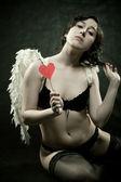 Güzel melek — Stok fotoğraf