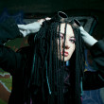 Cyber gothic girl — Stock Photo #17440385