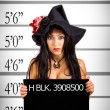 Arrested witch — Stock Photo #17989327