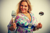 шеф-повар — Стоковое фото