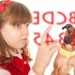 Child and dog — Stock Photo #17154547