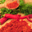 Cayenne pepper — Stock Photo #17168351