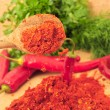 Cayenne pepper — Stock Photo #17168379