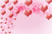 Regalo de corazón — Foto de Stock