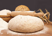 Knead — Stock Photo