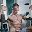 Body Building — Stock Photo