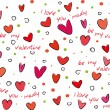 Valentine style background — Stock Vector #19667673