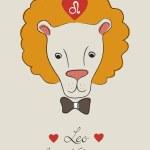 Leo Valentine — Stock Vector #39019151