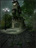 Torre dell'orologio — Foto Stock