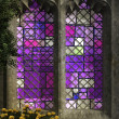 ストック写真: Stained glass window