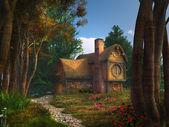 Dwarf house — Stock Photo