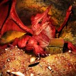 Red dragon — Stock Photo #33678837