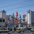 Stock Photo: LAS VEGAS EXCALIBUR HOTEL CASINO RESORT