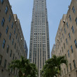 Stock Photo: Rockefeller Center building New York