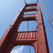Stock Photo: SFrancisco Golden Gate Bridge