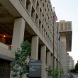 Stock Photo: FBI Headquarters,J.Edgar Hoover Building