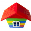 Toy house — Stock Photo #17432841