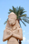 Ramesses II statue — Stock Photo