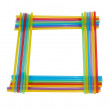 Bright Holiday Frame — Stock Photo #34886623