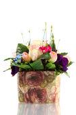 Arranjo de flor — Fotografia Stock