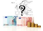 Euro zone survive — Stock Photo